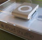Queres ganhar um iPod Shuffle 2 GB?