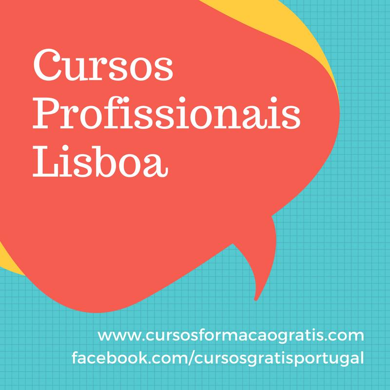 Cursos profissionais Lisboa